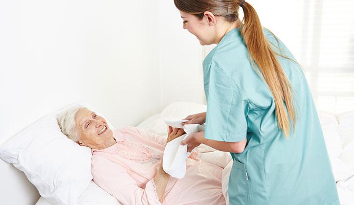 Körperpflege Pflegedienst Essen