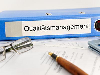 Qualitätsmanagement Pflegedienst